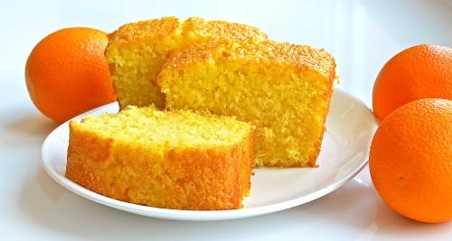 Апельсиновый десерт в мультиварке