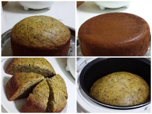 Пирог на ряженке в мультиварке