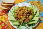 Готовим в мультиварке диетическое рагу из овощей