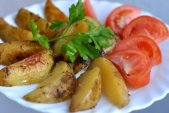 Самый вкусный картофель Айдахо для ароматного ужина