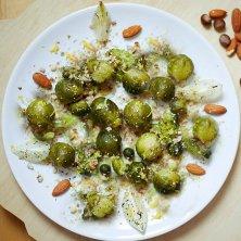 Как приготовить вкусную и полезную брюссельскую капусту