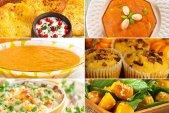 Диетические блюда из солнечной тыквы