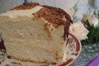 Торт с заварным кремом – это фантастически вкусно