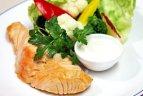Вкусная и полезная рыбка кета для аппетитной трапезы
