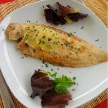 В центре кулинарного внимания – морской язык и К°