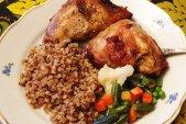 Гречка с куриными ножками – полезно и невероятно вкусно