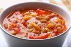 Суп с консервированной фасолью – вкусный обед для вегетарианцев и не только