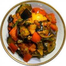 Все овощи с огорода в одном блюде. Будет вкусное рагу