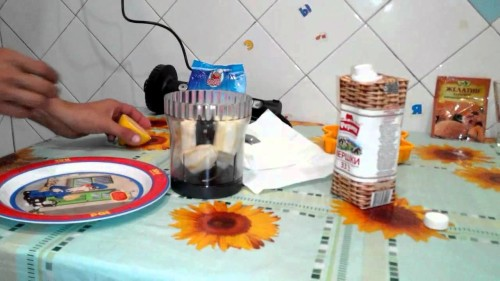 Творожно-юанановый пирог в мультиварке
