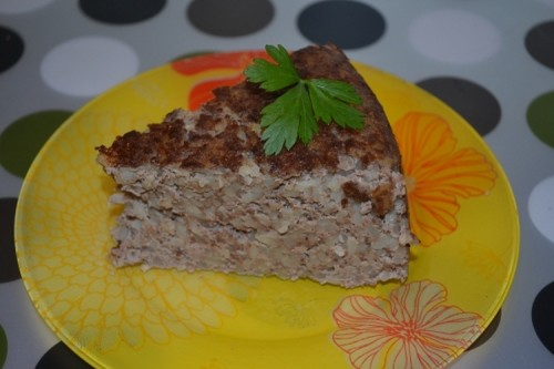 Куриная печень с рисом в мультиварке