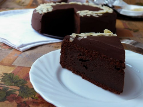 Шоколадный чизкейк в мультиварке