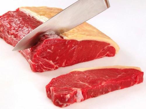 рецепт приготовления антрекота из свинины
