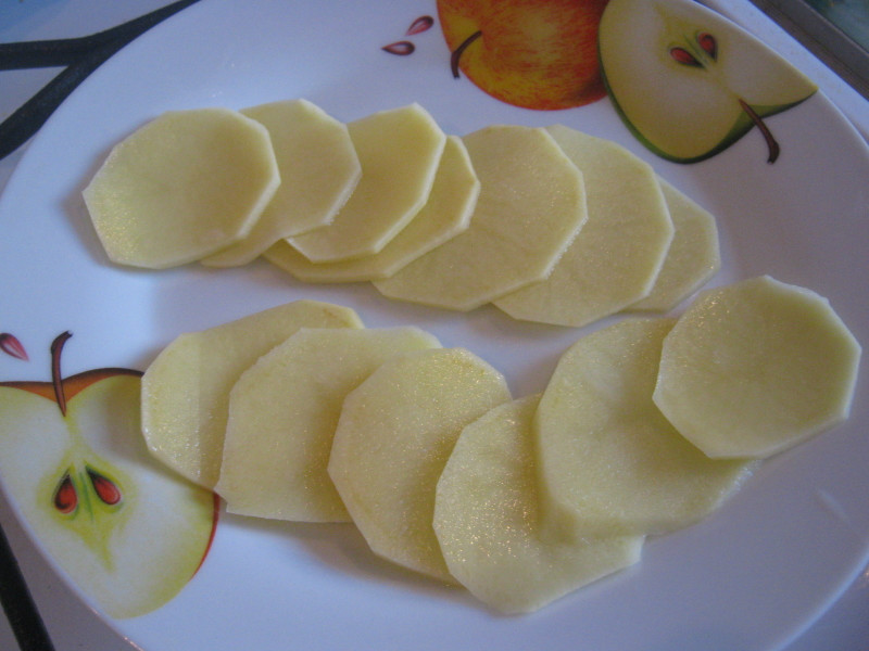 Картошка в молоке в мультиварке