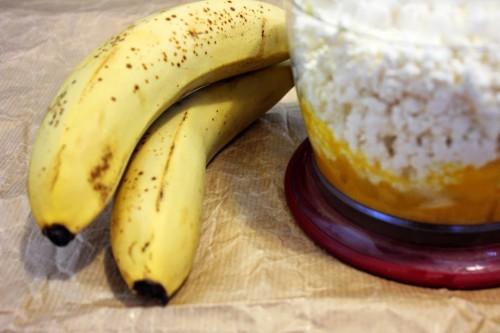 Пироги с бананами в мультиварке