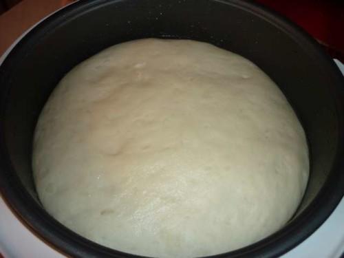Хлеб на закваске в мультиварке
