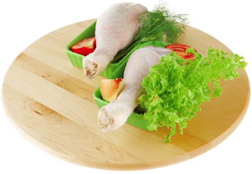 Куриные ножки в сметанном соусе в мультиварке