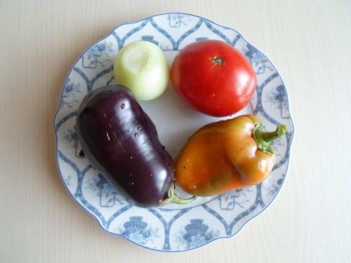 Салат на зиму десять овощей